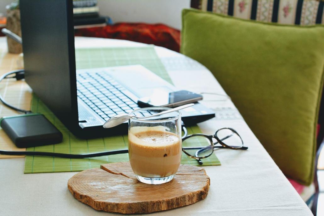 3 tips om thuis te werken